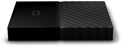 WD My Passport For Mac 1TB Portable Black Hard Drive