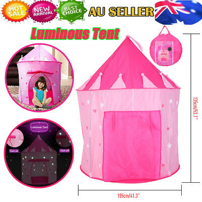 Portable Toys For Girls Play Tent Kids Toddler 4 5 6 7 8 9 Year Old Age Girl Toy