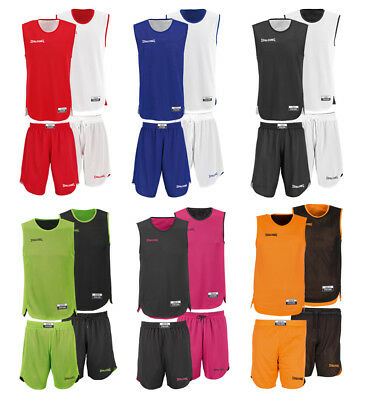 Spalding - Doubleface Kids Set - Kinder / Trikot Short Basketball / Art. 3004010