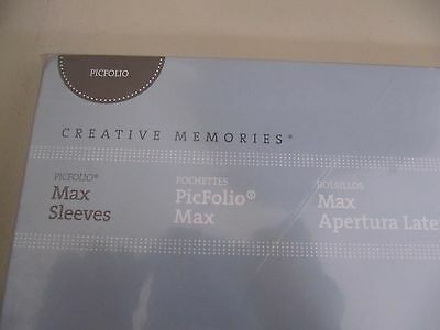 Creative Memories 12x12 Max Picfolio Pages