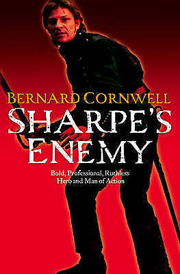 Sharpe's Enemy by Bernard Cornwell (Paperback) New Book