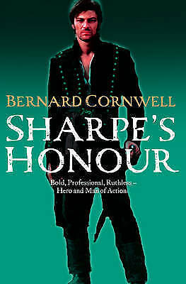 Sharpe's Honour by Bernard Cornwell (Paperback) New Book