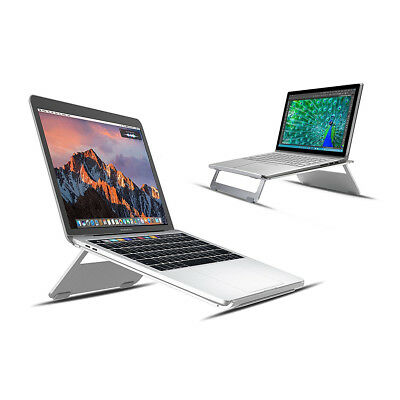 Z15 Aluminum Foldable Laptop Stand for 10-14inch Tablets or Laptops - Compatible
