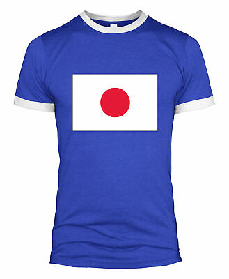 Japan Flag T Shirt World Cup Football Rugby National Team Women Kids Men L254