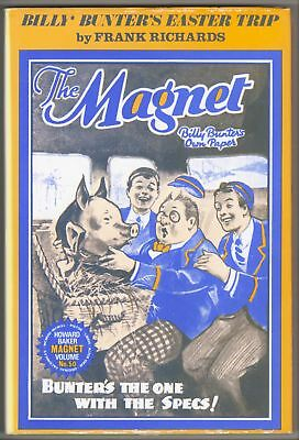 The Magnet Annual - Billy Bunter's Easter Trip  -1977 - No 50 - AS NEW!!