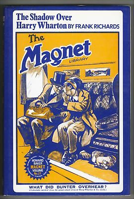 The Magnet Annual - The Shadow Over Harry Wharton - 1974 - No 27 - AS NEW!!