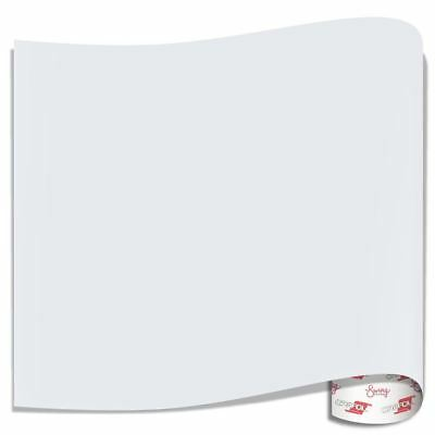 Oracal 751 Glossy Vinyl Sheets - White