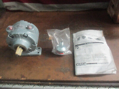 Gast Lubricated Air Motor 4Am-Frv-13C W/orig.packaging + Air Stream_Nos_$Deal$!~