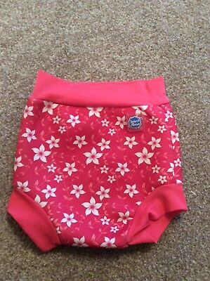 BNWOT splash about happy nappy for swimming - large 6-12m