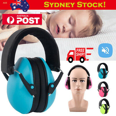 Children Baby Kid Protection Ear Muff Earmuff Noise Reduction Hearing Protection