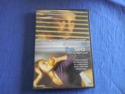Sound Of The Sea - DVD -Very Good, closer to LIKE NEW -Region 1 -English Subti
