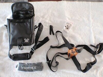 Vortex Binocular Accessories, Case, Strap, Harness