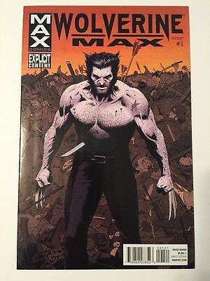 Wolverine Max #1 Paolo Rivera 1:20 Variant Cover Ship's Next Day