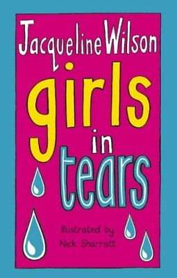 0385601832 Hardcover Girls in Tears Jacqueline Wilson Very Good