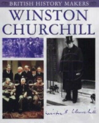 Winston Churchill (British History Makers) by Ashworth, Leon Paperback Book The