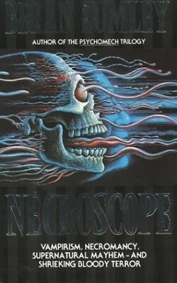 Necroscope (Necroscope, Book 1) by Lumley, Brian Paperback Book The Cheap Fast