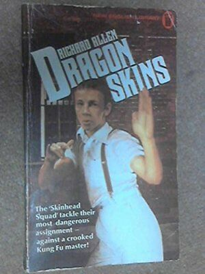 Dragon Skins by Richard Allen Book The Cheap Fast Free Post