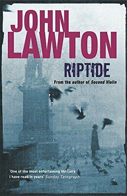 Riptide by Lawton, John Paperback Book The Cheap Fast Free Post