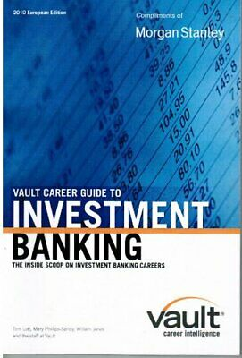 The Vault Private Equity Career Guide, European Edition: 0 Paperback Book The