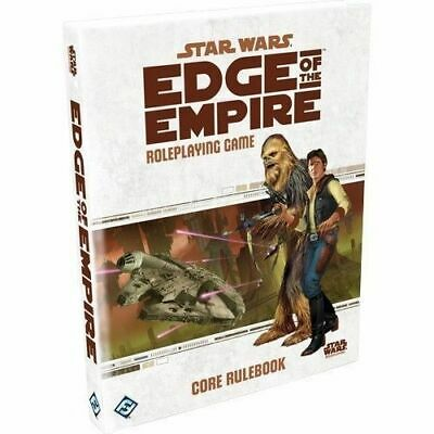 RPG - Star Wars: Edge of the Empire RPG - Core Rulebook NEW!