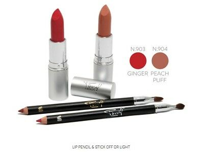 PASCAL MAKE UP LIP PENCIL & STICK GINGER N. 903 (matita labbra+rossetto)