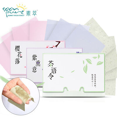 Oil Blotting Sheets Face Cleanser Deep Face Care Cleaning Oil Control Blackhead