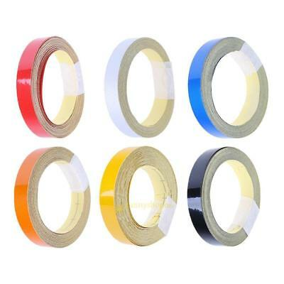 5M/Roll Car Truck Reflective Safety Tape Strip Night Warning PVC Sticker Decal Z