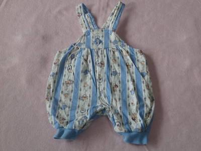 Peter Rabbit Gorgeous Little Ones Winter Padded Overalls, Size 3 Months