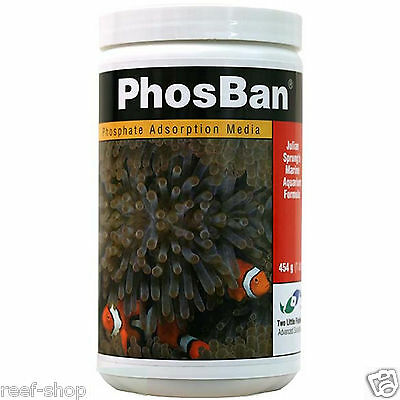 Two Little Fishies PhosBan 454 grams (16 oz) GFO Media FREE USA SHIPPING!