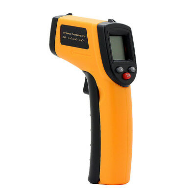 Non-Contact IR Laser Handheld Temperature Gun Infrared Digital Temp Thermometer