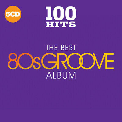 Various Artists : 100 Hits: The Best 80s Groove Album CD (2018) ***NEW***