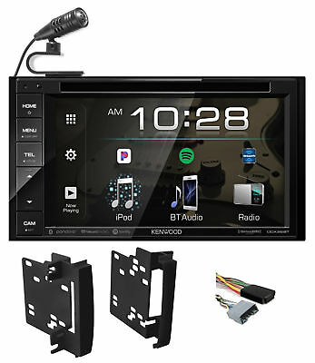 Kenwood DVD/iPhone/Bluetooth/Android Receiver Radio For 2009-11 Dodge Ram 1500