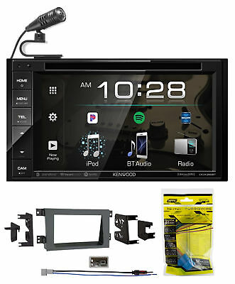 Kenwood DVD/iPhone/Android/Bluetooth/USB Receiver For 2005-2008 Honda Ridgeline