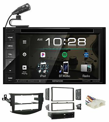 Kenwood DVD/iPhone/Android/Bluetooth/USB Player Receiver For 2006-12 Toyota Rav4
