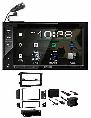 Kenwood DVD/iPhone/Bluetooth/Android Receiver Radio For 16 Volkswagen Passat VW