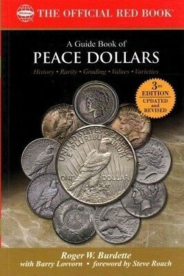 A Guide Book Of Peace Dollars 3Rd Ed