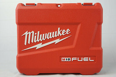 "Milwaukee Tool Case for 2753-22 M18 FUEL 1/4"" Hex Impact Driver Kit (CASE ONLY)"