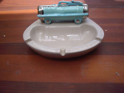 Vintage Electrolux Vacuum Cleaner Advertising Ashtray ~ Mint Condition !