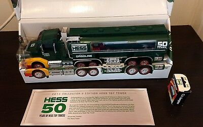 2014 HESS Collectors Edition 50th Anniversary Truck - NEW IN BOX