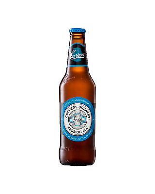Coopers Session Ale Bottles 375mL case of 24 Craft Beer