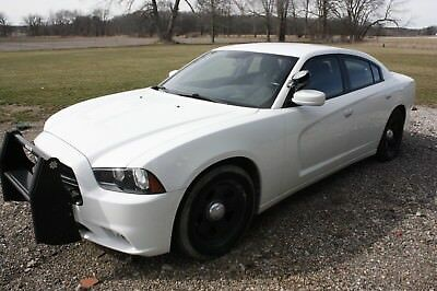 2012 Dodge Charger  2012 Dodge Charger SE Police Cruiser - 42948 Miles - Needs Minor Repairs