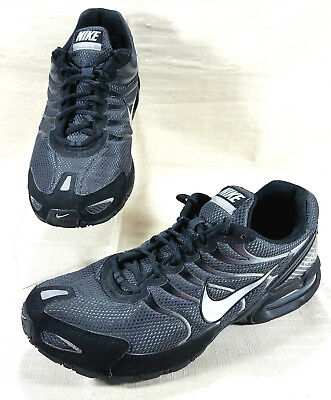 Nike Air Max Torch 4 Running Shoes Men's Size 11.5 Anthracite & Black 343846 -002