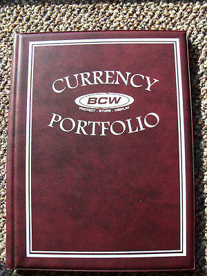 (8) $1 Silver Certificates (7) $5 Rednotes ( 1) 1934 $20 & Currency Portfolio