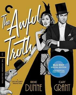 Criterion Collection: The Awful Truth [New Blu-ray]