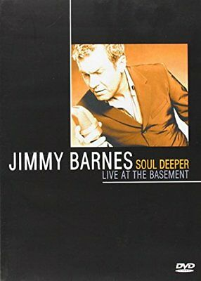 Jimmy Barnes - Jimmy Barnes: Soul Deeper - Live At The Basement [... - DVD  80VG