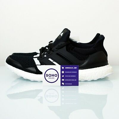 2b31559e4a5d7 UNDEFEATED ADIDAS ULTRA BOOST ULTRABOOST UNDFTD 4.0 BLACK WHITE B22480 Size  8-13
