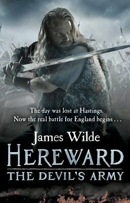 Hereward: The Devil's Army: (Hereward 2) by Wilde, James Book The Cheap Fast