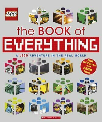 LEGO: The Book of Everything by Scholastic Book The Cheap Fast Free Post