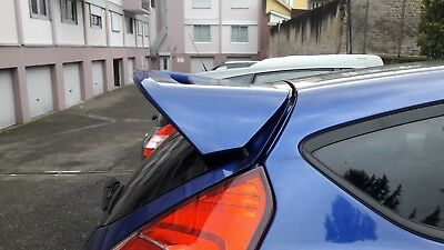 FORD FIESTA mk7  Wing Risers spoiler Raisers Fits st180 ST ZS 1.0 EcoBoost