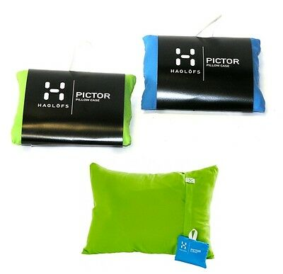 HAGLÖFS PICTOR PILLOW CASE * KISSENBEZUG * IN 2 FARBEN - PACKMASS: 9 x 8 x 2 CM